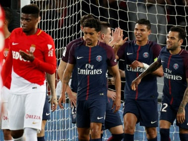 Ligue 1: AS Monaco to refund its fans following clubs 7-1 loss to champions Paris Saint-Germain