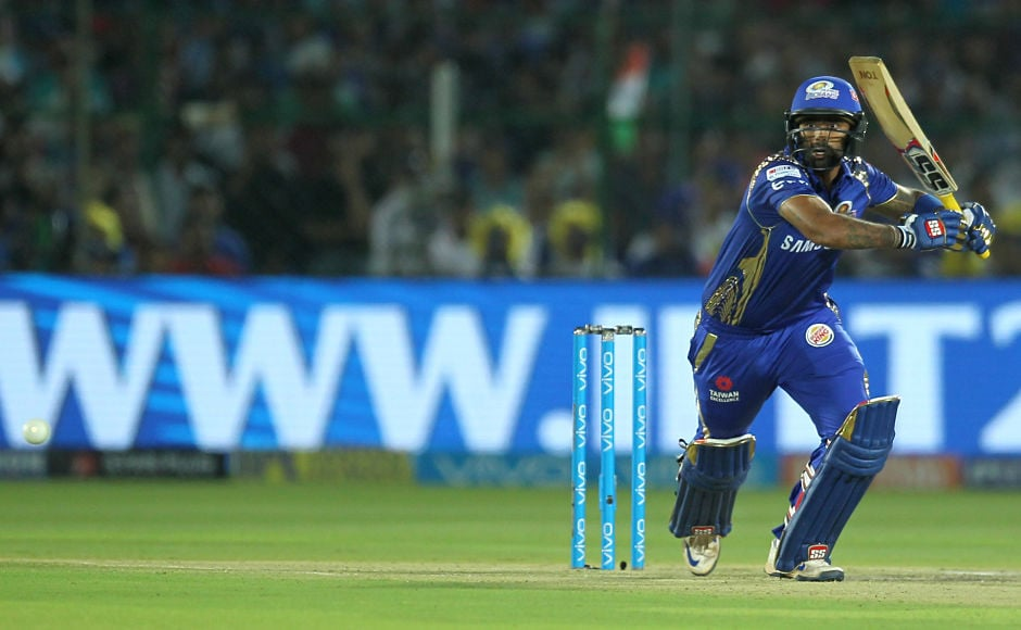 IPL 2018 21st Match MI vs RR Live Streaming on Hotstar