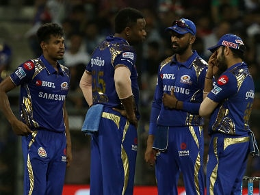 Mumbai Indians have begun their defence title on a miserable note and lost three matches on the trot. Sportzpics