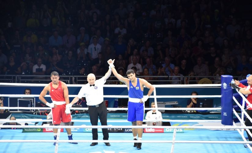 Commonwealth Games 2018: How bronze medal-winning boxer Naman Tanwar developed his open stance