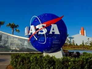 The NASA logo. File image: News18