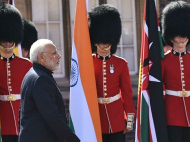 Narendra Modi announces doubling of Indias contribution to Commonwealth fund for technical aid