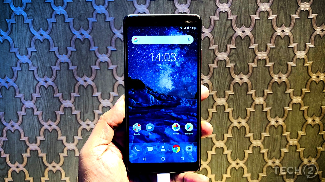 The phone features a 6-inch FHD+ display in an 18:9 ratio