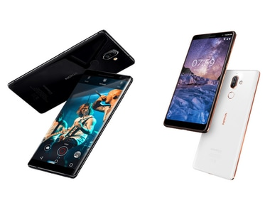 Nokia 7 Plus and Nokia 8 Sirocco are now available for pre-booking through both online and offline channels