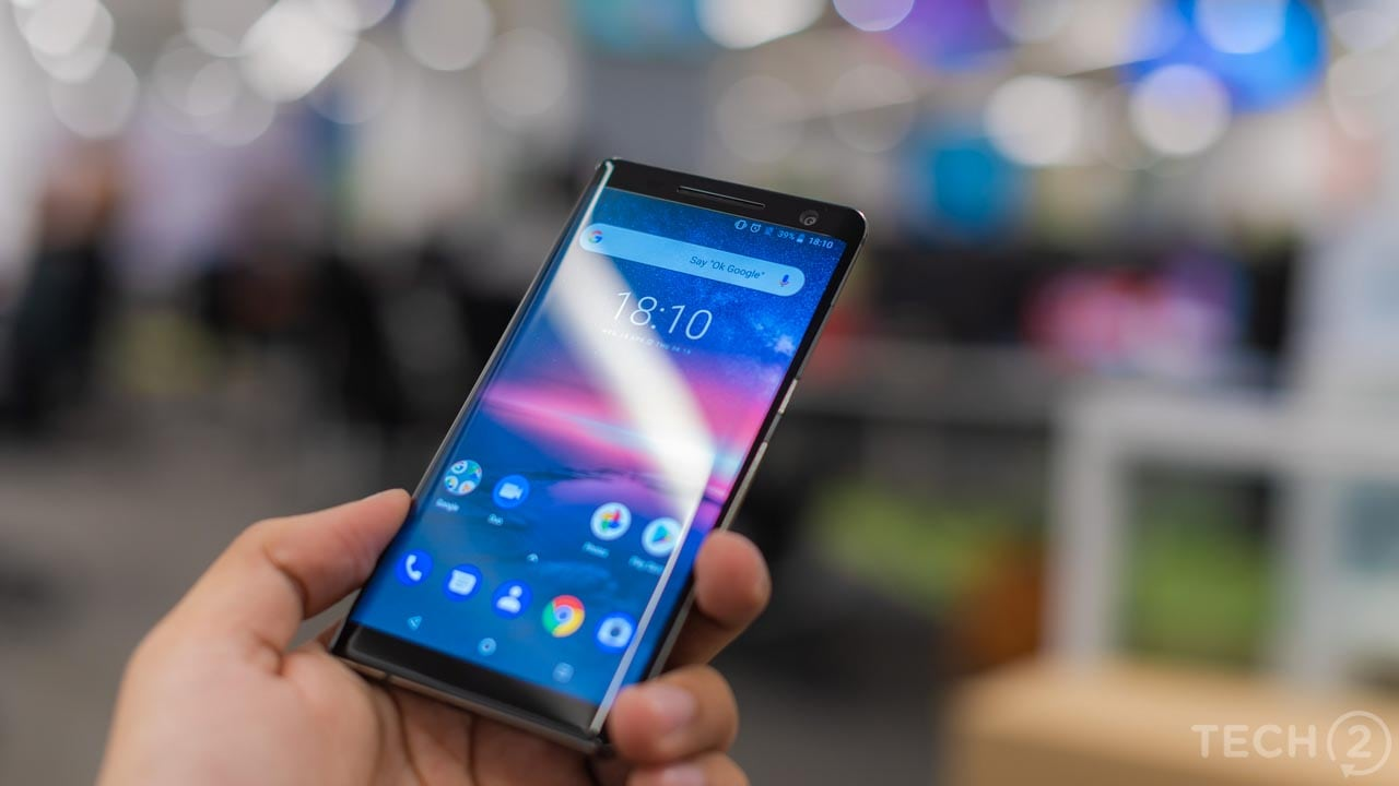 Nokia 8 Android 9 Pie update delayed by few days due to unresolved