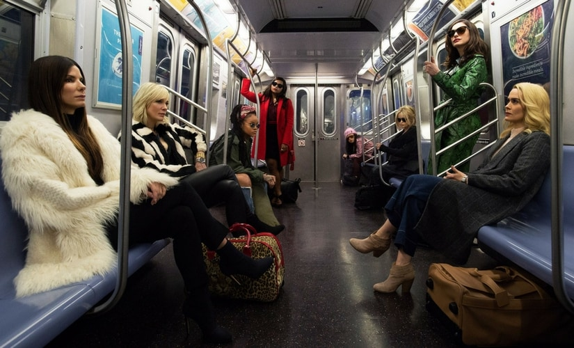 Oceans 8 movie review: Not a Ghostbusters-like disaster but has little to offer beyond visual finery