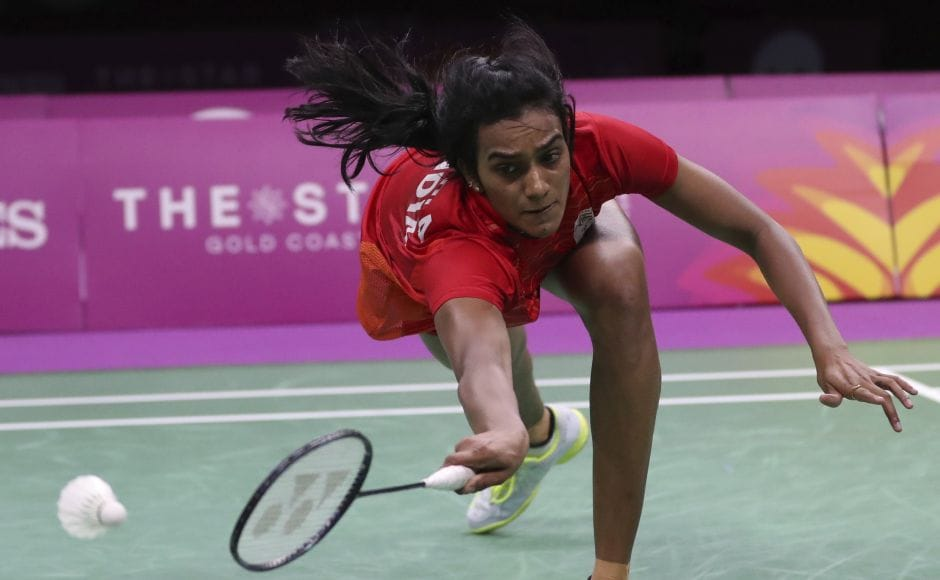 PV Sindhu had to settle for a silver medal in yet another final as she lost in straight games to compatriot Saina Nehwal. AP