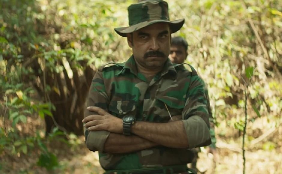 Pankaj Tripathi wins the Special Mention award for his performance in the film Newton. Facebook