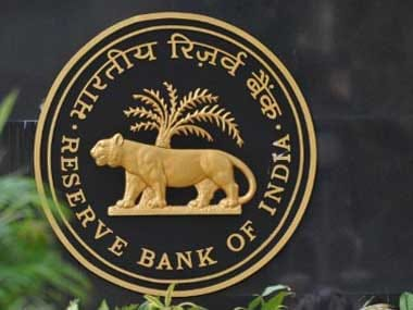 RBI logo. Reuters