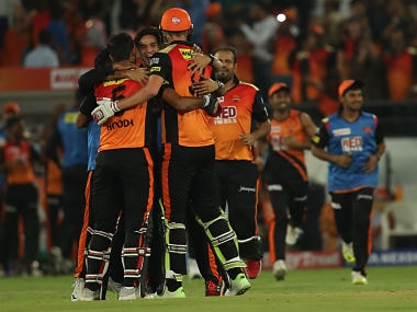 IPL 2018: Mayank Markande's four-for goes in vain as Sunrisers Hyderabad win thriller by one wicket