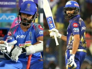 IPL 2018 LIVE Cricket Score, RR vs MI at Jaipur: Ishan Kishan smashes 50; Mumbai in control