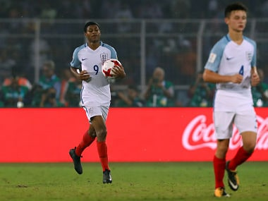 FIFA dismisses Englands Rhian Brewster claims of alleged racist abuse during U-17 World Cup in India