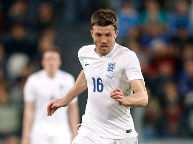 Premier League: Manchester Uniteds Michael Carrick says playing for England made him depressed