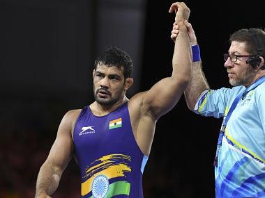 Commonwealth Games 2018: Sushil Kumar, Babita Phogat and Rahul Aware through to wrestling finals