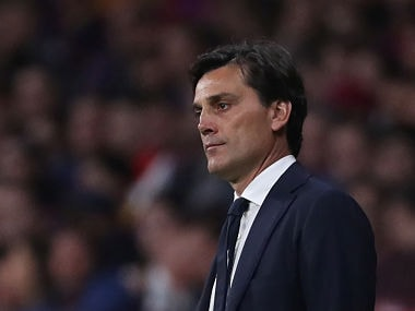 La Liga: Sevilla sack Vincenzo Montella due to nine-game winless run after just four months in charge
