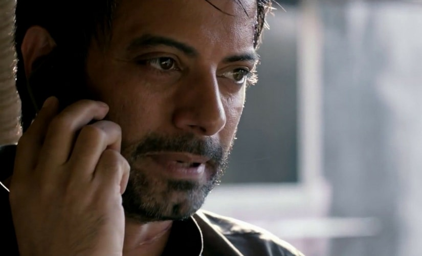 A still of Rahul Bhat from Anurag Kashyap's Ugly/Image from YouTube.