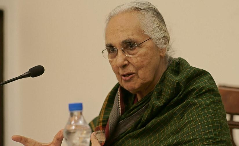 Romila Thapar. Wikimedia Commons