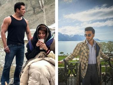 Jacqueline shoots in Leh with Salman Khan; Ranveer Singh holidays in Switzerland: Social Media Stalkers' Guide