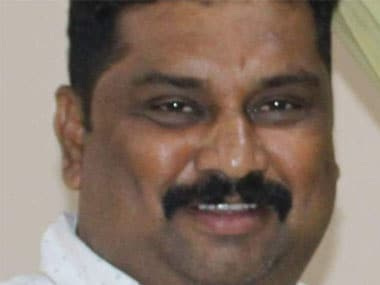 File image of Shiv Sena leader Sachin Sawant. Twitter @aAccheDin