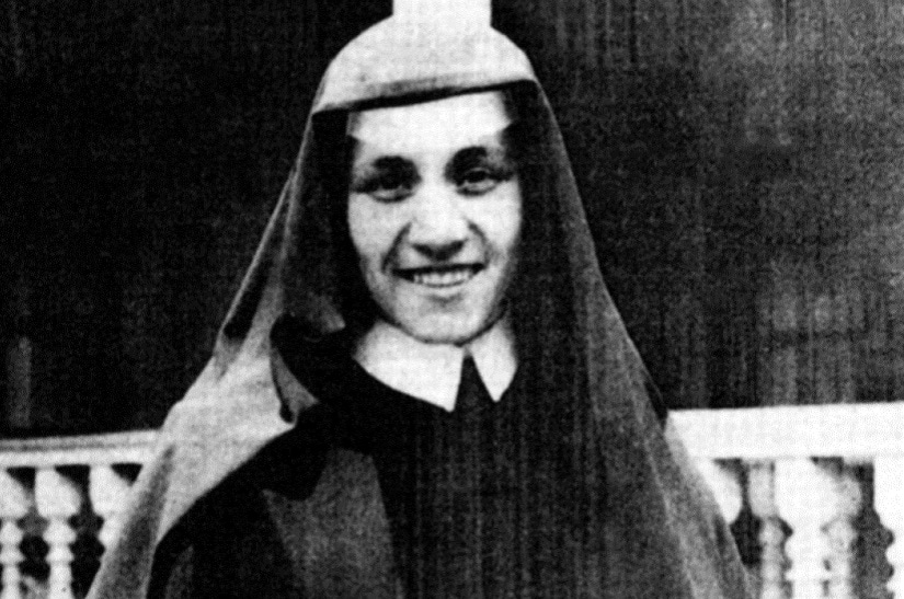 Saint Teresa is one of the Indian videshinis profiled in the book