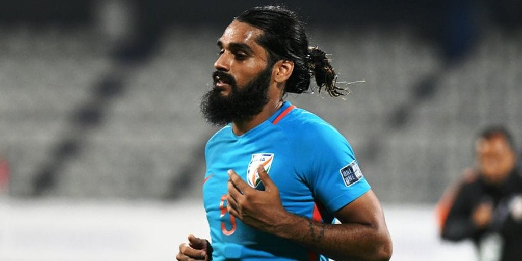 Sandesh Jhingan gives his valuable insights to the youngsters who make it to the national team