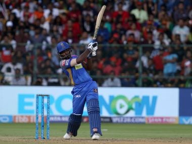 IPL 2018: Sanju Samson's methodical assault against RCB shows signs of a maturing cricketer