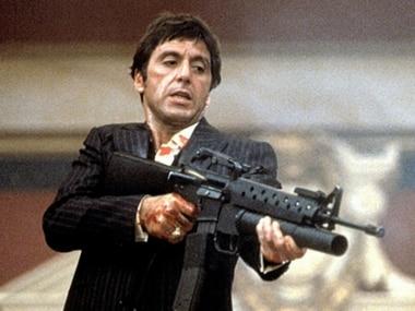 Al Pacino, Brian De Palma discuss Scarface at its 35th anniversary Tribeca Film Festival screening