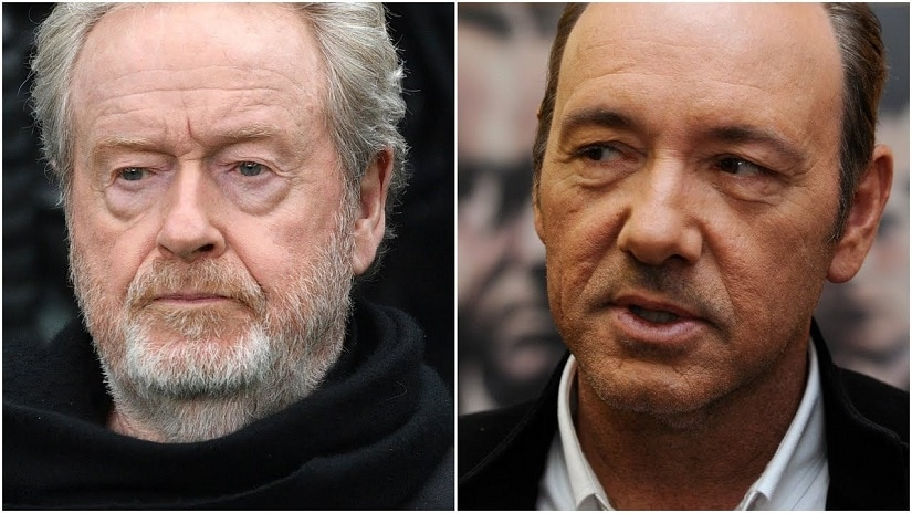 Ridley Scott should be ashamed for replacing Kevin Spacey in All The Money In The World, says Bernardo Bertolucci