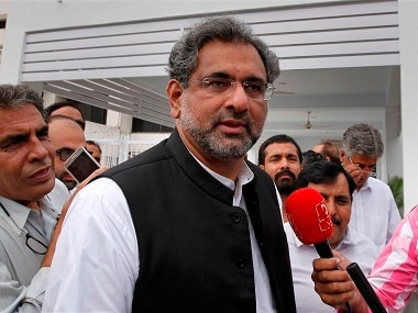 Shahid Khaqan Abbasi in Afghanistan: Pakistan PM says Kabul accepted offer to revive peace talks with Taliban