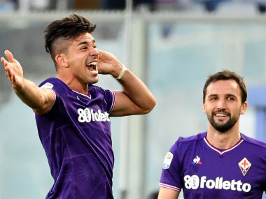 Serie A: Napolis title hopes suffer setback after Giovanni Simeone scores hat-trick in Fiorentina victory