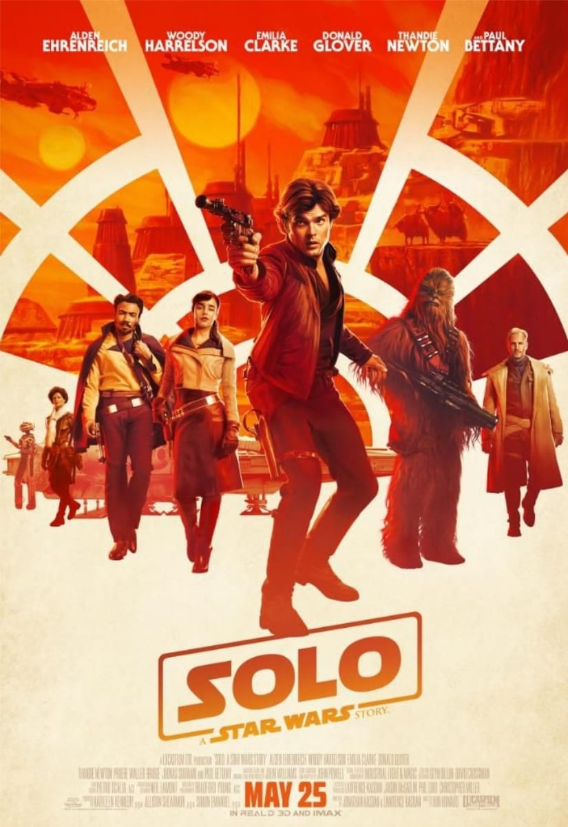 After Thugs of Hindostan, Solo: A Star Wars Story to enjoy domestic and China release on same day