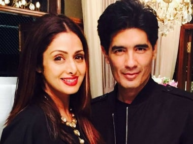 Manish Malhotra remembers Sridevi in a heartfelt tribute: 'I still expect my phone to ring, and to hear her'