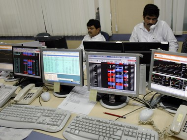 Sensex, Nifty end higher for 8th session in a row on positive macro outlook