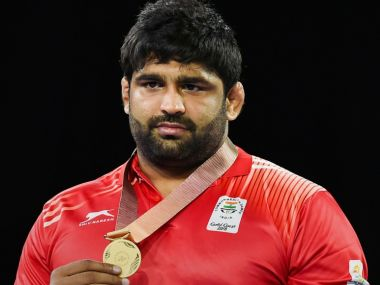 Commonwealth Games 2018: Indian wrestler Sumit Malik caught in controversy for biting opponent en route gold medal