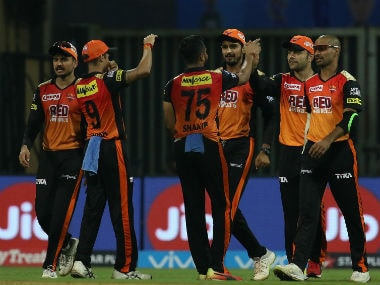 Resolute Sunrisers Hyderabad successfully defend low score against struggling Mumbai Indians