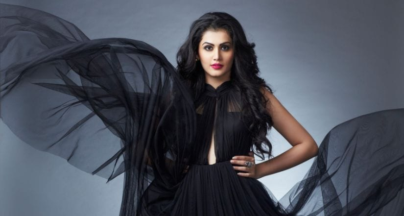 Manmarziyan star Taapsee Pannu to reportedly launch her own fashion line