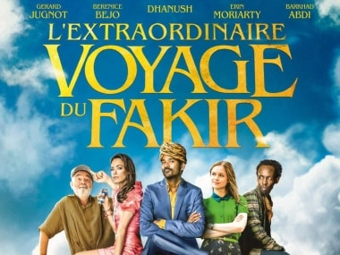 Dhanush to make Cannes debut with The Extraordinary Journey of the Fakir; film also stars Bérénice Bejo from The Artist