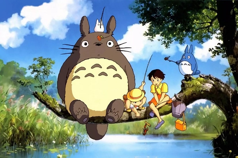 My Neighbor Totoro. Image via Twitter