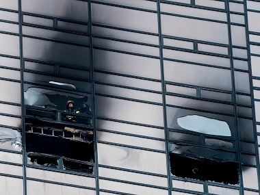 Fire at Trump Tower in New York leaves one dead, four firefighters injured; probe underway