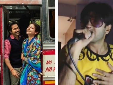 Anushka Sharma wishes Varun Dhawan; Ranveer Singh raps with Divine: Social Media Stalkers' Guide