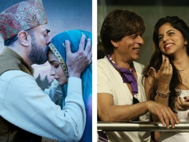 Alia Bhatt shines in Raazi poster; SRK, Suhana cheer for KKR: Social Media Stalkers' Guide