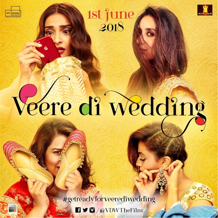 Kareena Kapoor Khan, Sonam Kapoor-starrer Veere Di Weeding trailer to reportedly release on 19 April