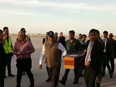 Aircraft carrying bodies of 38 Indians killed in Iraq arrives in Amritsar; 7 to be flown to Kolkata, Patna tomorrow