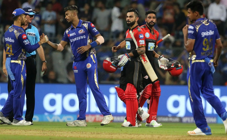 A clinical performance from the Mumbai Indians (MI) saw them secure their first win of Indian Premier League (IPL) 2018 after defeating Royal Challengers Bangalore (RCB) by 46 runs at the Wankhede Stadium. Sportzpics