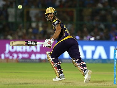 Nitish Rana has shone with bat and ball for KKR in IPL 2018. Sportzpics