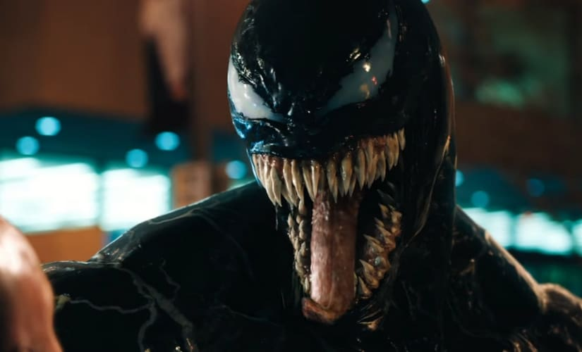 A still from Venom/Image from YouTube.
