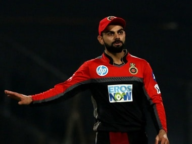 IPL 2018: Royal Challengers Bangalore captain Virat Kohli fined Rs 12 lakh for slow over-rate against Chennai Super Kings