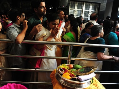 Kerala Hindus celebrate Vishu with religious fervour, devotees begin day with Vishukani darshan
