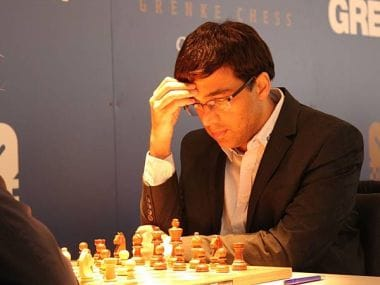 File image of Viswanathan Anand.
