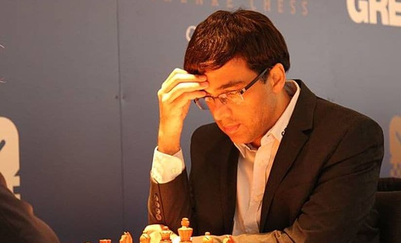 Grenke Chess Classic Round 4: Viswanathan Anand plays out another draw; Fabiano Caruana new joint leaders